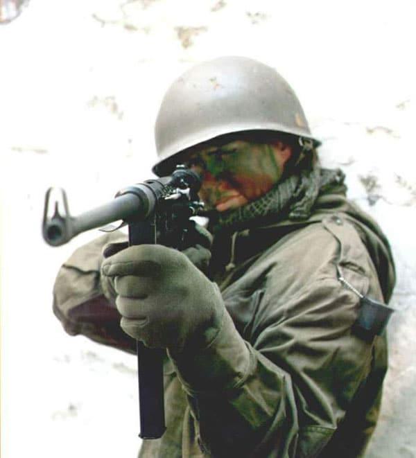 Vigneron submachine gun