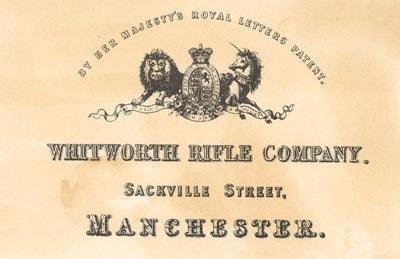 Whitworth Rifle Company logo