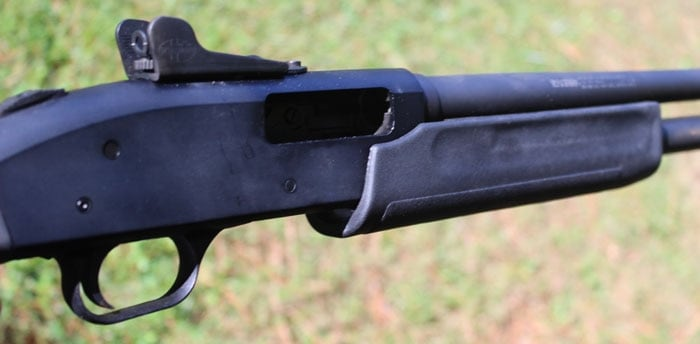 The Mossberg 500 Persuader 20-Gauge is Very Convincing