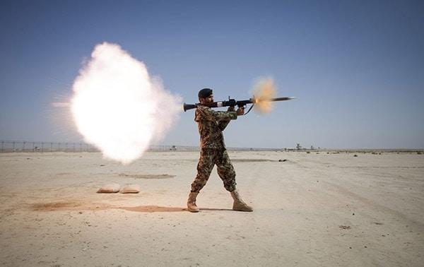 afghan national army rpg-7