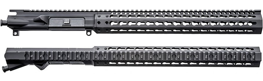 Mega Arms planning 5.56 MKM uppers for AR-15 rifles (2)