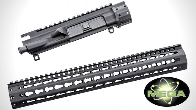 Mega Arms planning 5.56 MKM uppers for AR-15 rifles