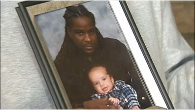 Curtis Edmonds left behind at least one other child – a 1-year-old. (Photo credit: WPXI)