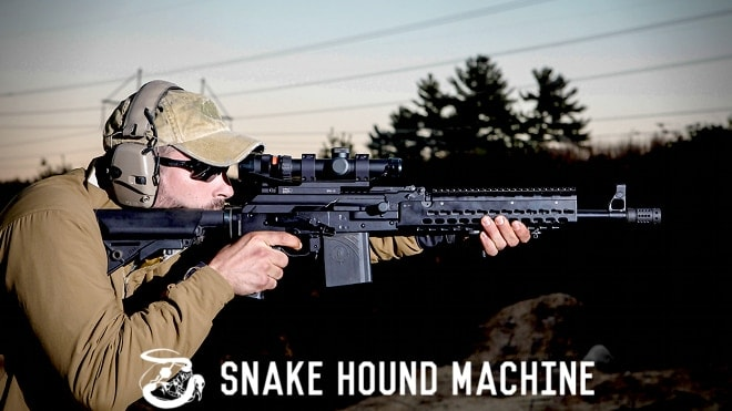 Snake Hound Machine 308 Vepr Carbine