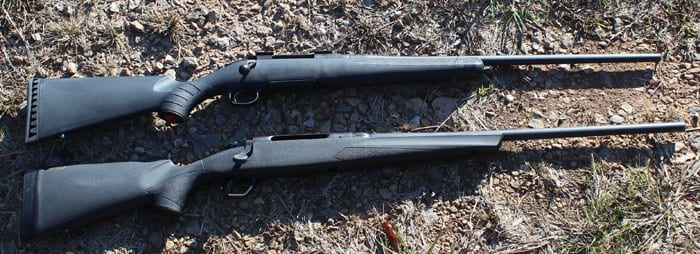 Bargain Hunting at its Best: Ruger American Rifle vs Remington 783