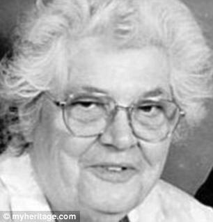 One family member claims that the feud was over inheritance from Josephine's late grandmother, Josephine M. Patterson, who died in 2007. (Photo credit: Mail Online)