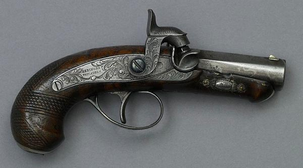 The Booth pistol (supposedly)