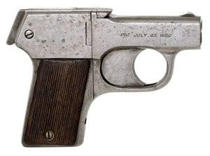 Mossberg's Brownie and Cobray's Pocket Pal: rockin' pocket protection