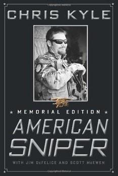 Memorial Edition cover of AMERICAN SNIPER