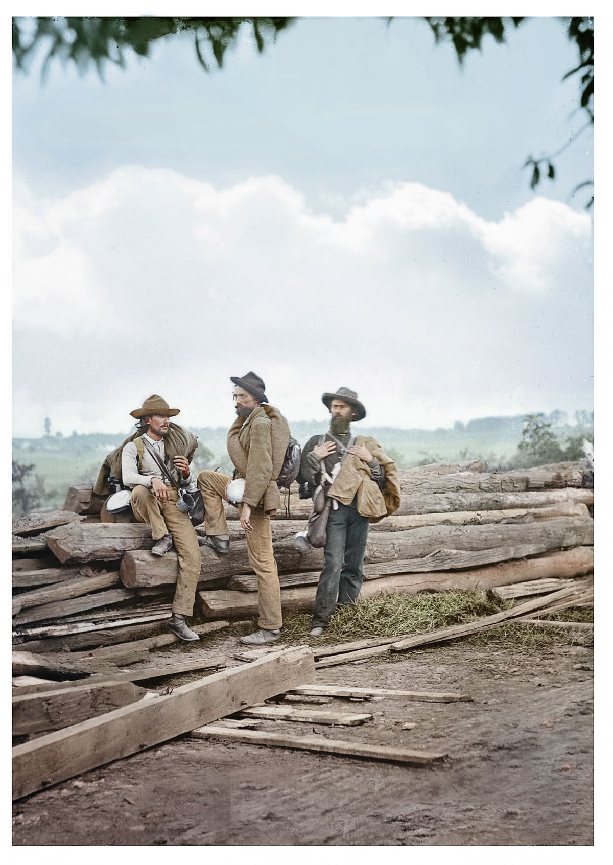 dynamichrome_civil_war_confederate_prisoners