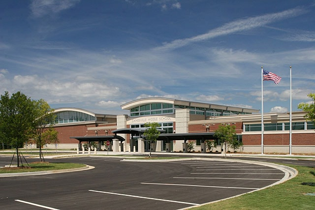 The Gainesville Middle School