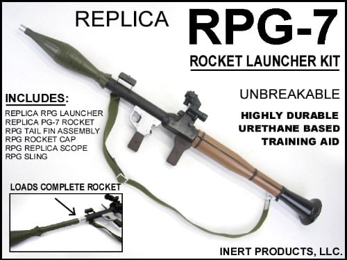 RPG replica