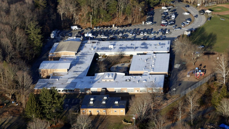 Demolition of the Sandy Hook Elementary School will begin by the end of the month and the projected finish date for the new facility is September 2016. (Photo credit: AP)
