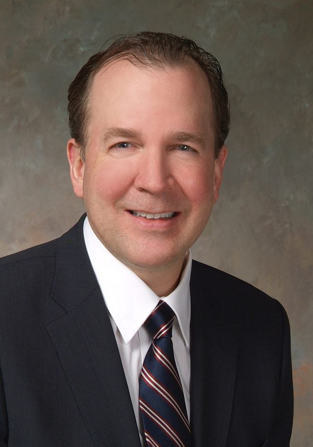 Mark Witaschek, a financial adviser and avid hunter.