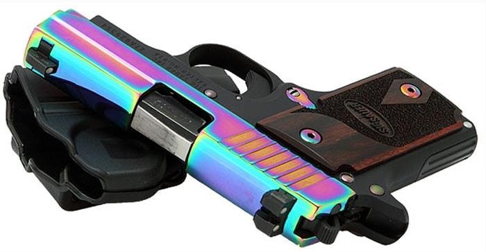 p238 rainbow handgun