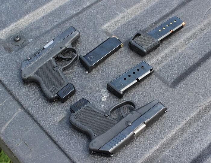 Gear Review - Kel-Tec P3AT Magazines :: Guns com