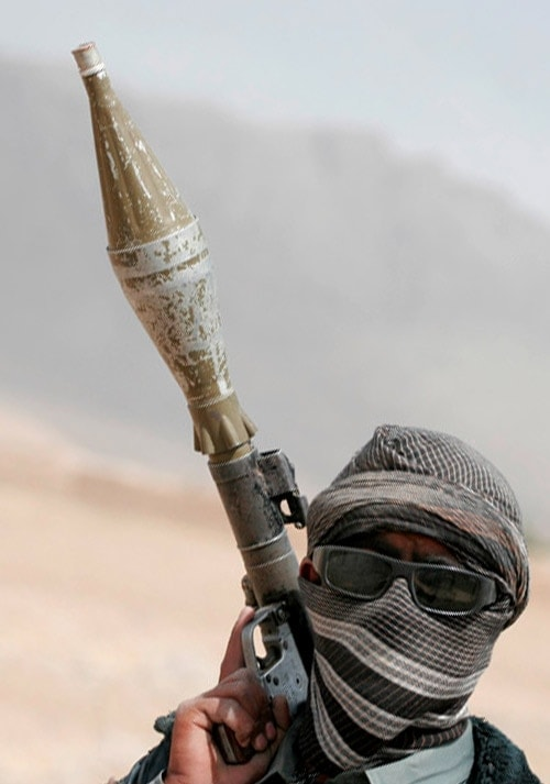 RPG7 in the Middle East