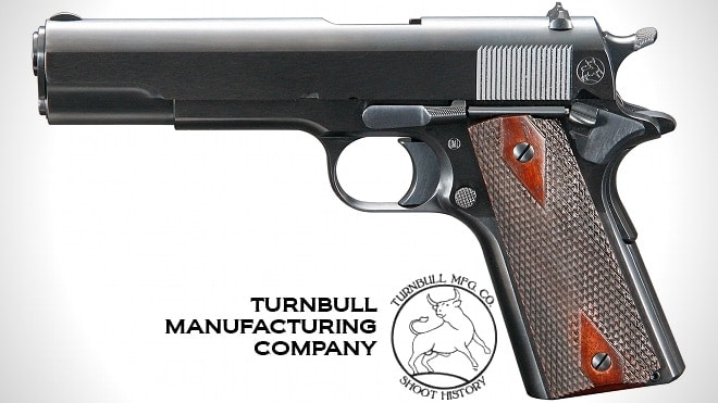 turnbull model 1911