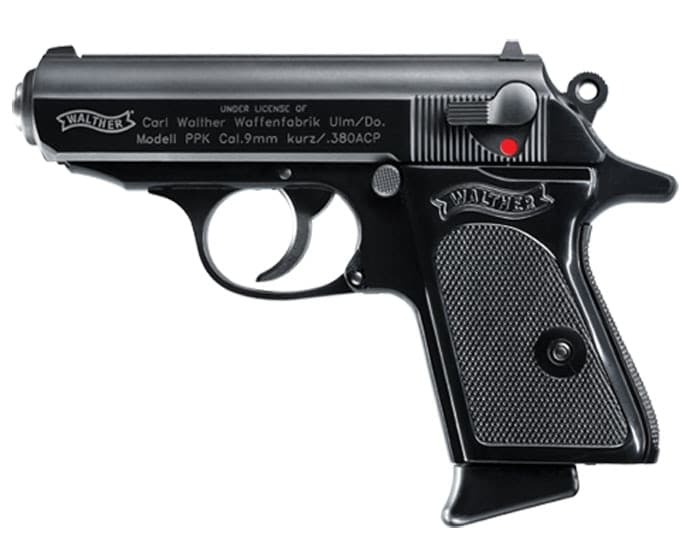 The PPK is one handsome gun. (Photo credit: Walther Arms)