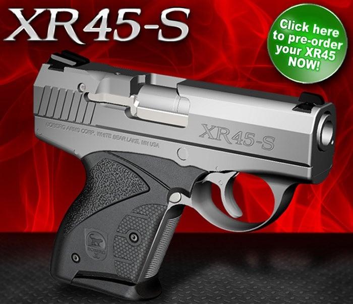 The proposed Boberg XR-45s (Image credit: Boberg