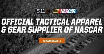 5.11 tactical nascar press release link