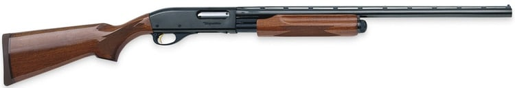 Remington 870. (Photo credit: Remington)