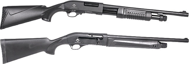 American Tactical TAC-SX2 and TAC-PX2 (2)