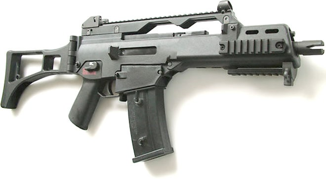 Heckler & Koch prepping semi-auto G36 for the commercial market