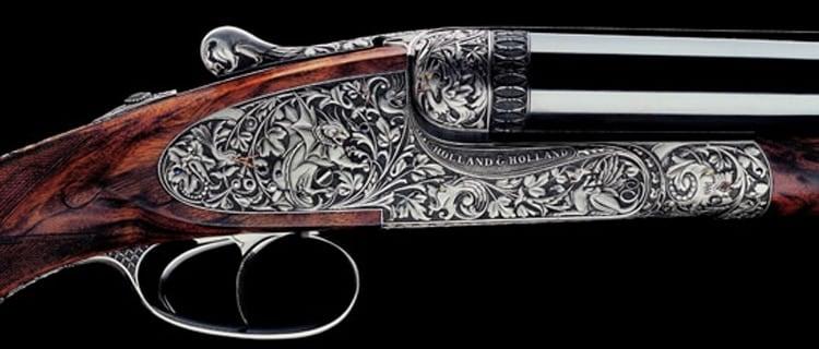 The engraving doubles as useful grip texture! (Photo credit: Gentelman's Gazzette)