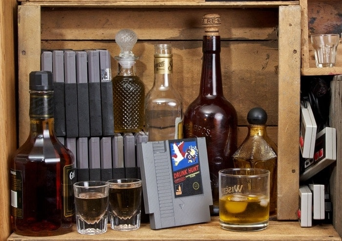 Ink Whiskey Concealable Entertainment Flask (2)