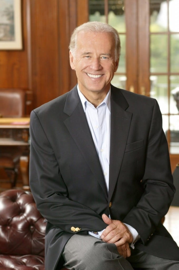 Joe Biden, Vice President of the United States