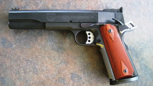 Does size matter? Five long-slide 1911s say 'yes' :: Guns com