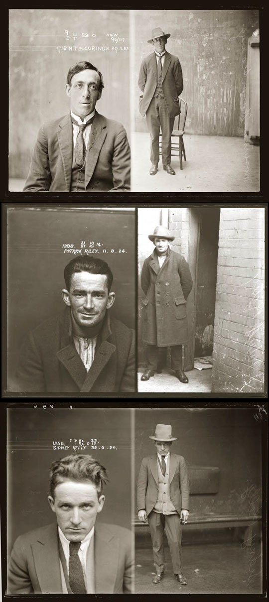 Police mugshots in the 1920s (4)