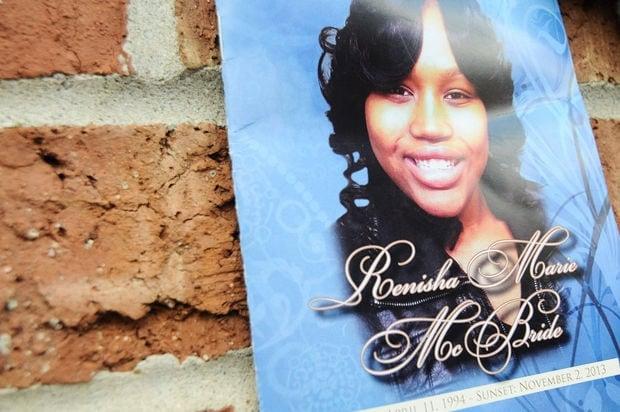 Renisha McBride, 19, was shot and killed on Nov. 2.