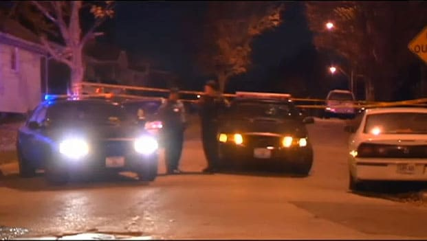 Police received a call at 1:30 a.m. after the man had forced his way inside, sexually assaulted the woman, and then was shot by his victim. (Photo credit: KCTV)