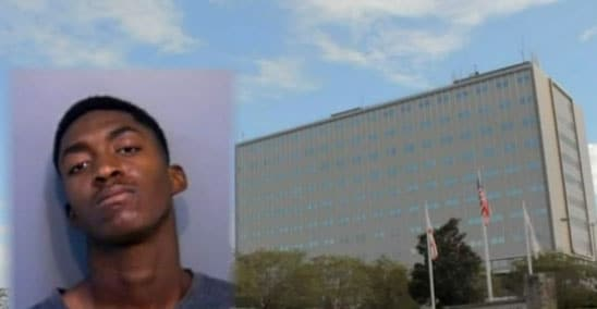 As White remains in the hospital recovering from the gunshot wounds, the District Attorney has requested that he be held with no bail. (Photo credit: FOX 10)