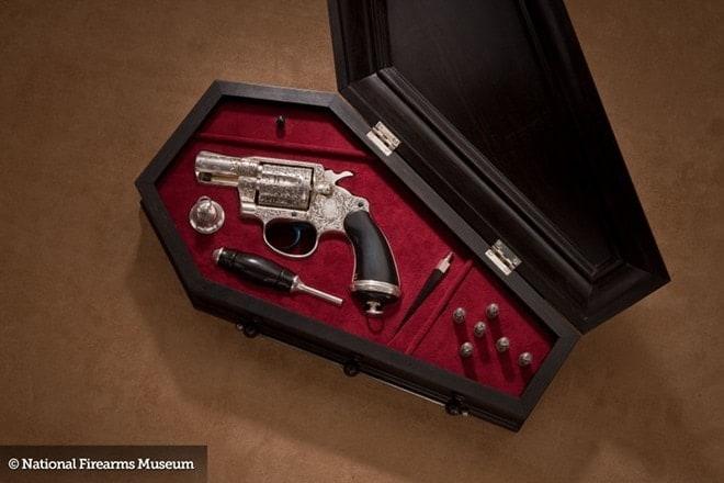 Vampire Hunter Colt Detective Special