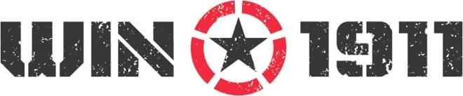 win 1911 ammo logo