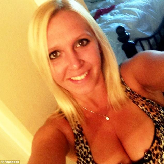 """Samantha Scheibe, Zimmerman's """"latest babe"""" according to his soon-to-be ex-wife, Shellie. (Photo credit: Facebook)"""