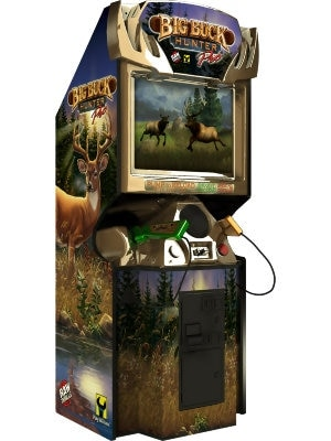 big_buck_hunter_game