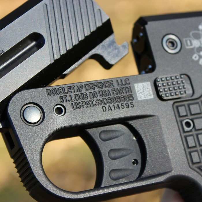 Gun Review: First shots with the DoubleTap (VIDEO)