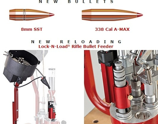 new hornady products 2014
