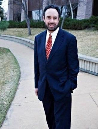 Law professor Dave Kopel.