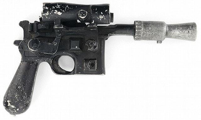 star wars prop blaster