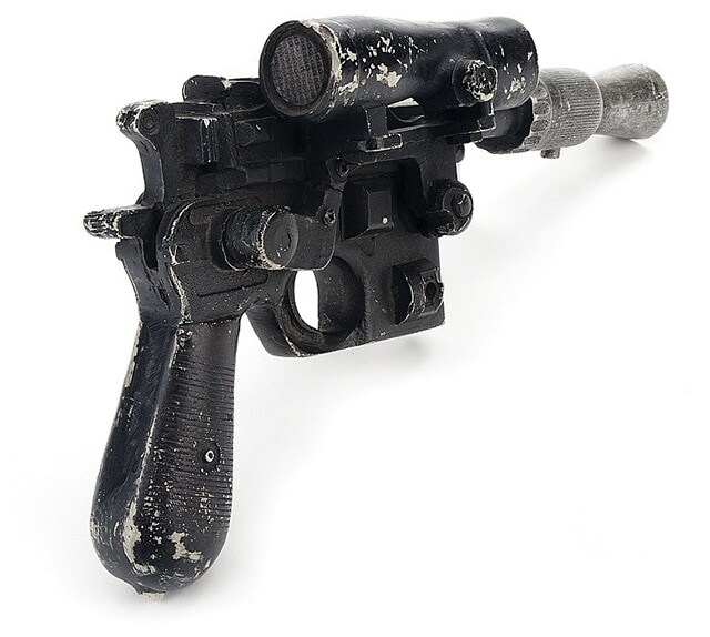 dl-44 blaster han solo