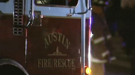 As the Austin Fire Department explores the possibility of buying bulletproof vests, they're also searching for the funds to pay for them. (Photo credit: ABC)