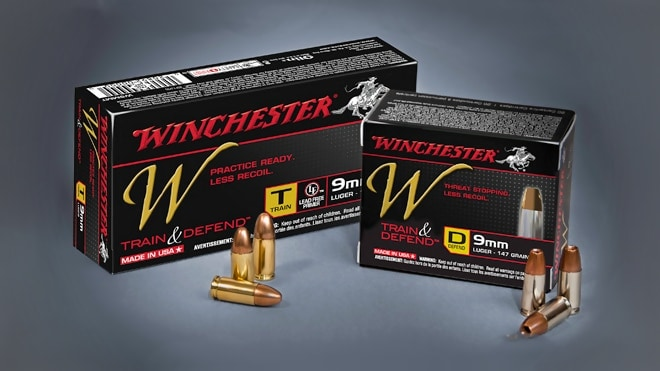 Winchester rolling out new Train & Defend ammo