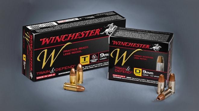 Winchester train amp defend