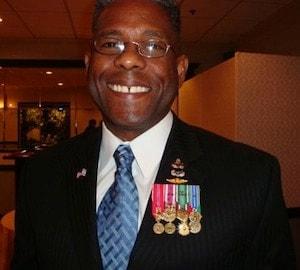 Allen West, former U.S. Congressman from Florida.