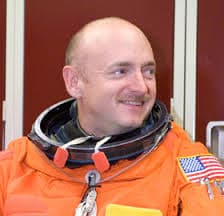 Former astronaut Mark Kelly, who now heads Americans for Responsible Solutions.